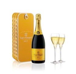 Ponsardine b - Die Ponsardine von Veuve Clicquot: Champagner in der Sardinenbüchse