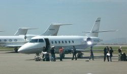 Privatjet by wikimedia Captain Yen Chun - Magellan Jets und Rue La La kooperieren: Fliegen mit dem Privatjet zum Vorzugspreis
