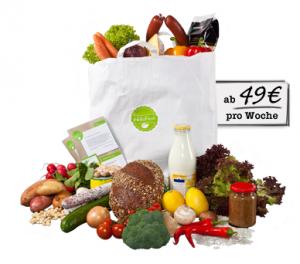 hellofresh zutaten tuete 300x264 - Kochzutaten komplett per Paket nach Hause bekommen mit HelloFresh