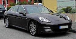 Porsche Panamera by wikimedia M 93 - Porsche Cayenne und Panamera: Rückrufaktion wegen Problem mit Turbolader