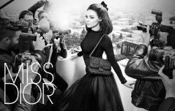 miss dior - Mila Kunis für Miss Dior: Bilder der neuen Handtaschen-Kampagne