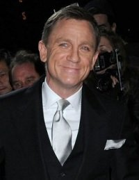 Daniel Craig by wikimedia NYTrotter - James Bond Auktion in London