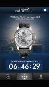 montblanc worldsecond 168x300 - Montblanc Worldsecond