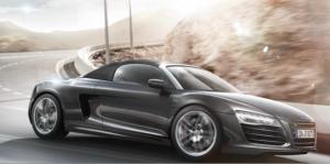 Audi R8 300x149 - Der neue Audi R8