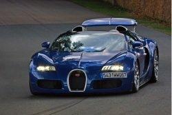 Bugatti Veyron Grand Sport by wikimedia Brian Snelson - Bugatti Veyron Grand Sport Venet: Ein Luxus-Sportwagen wird zum Kunstobjekt