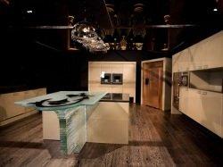 """Fiori di Cristallo Foto Celiberti Studio Sean Gardiner Photography - """"Fiori di Cristallo"""": Eine Küche für 1,2 Millionen Euro"""
