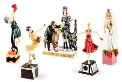 Miss Lanvin Porzellanfiguren Foto PR - Miss Lanvin: Porzellanfiguren aus dem Modehaus
