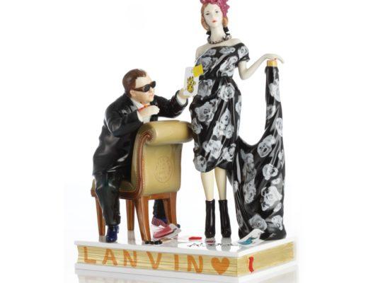 miss lanvin porzellanfiguren 520x400 - Miss Lanvin: Porzellanfiguren aus dem Modehaus