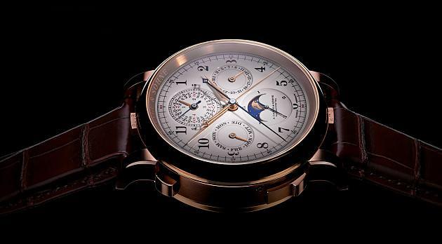 "A Lange Soehne Grand Complication Uhr Armbanduhr - A. Lange & Söhne ""Grand Complication"": Die teuerste Uhr Deutschlands"