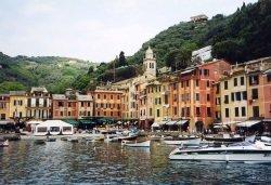 Hafen von Portofino cc by wikimedia/ Stan Shebs