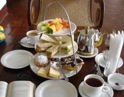 Tea Time by wikimedia Per Mosseby - Die Tea Time ist absolut angesagt!