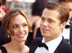 Angelina Jolie and Brad Pitt by wikimedia Georges Biard1 - Maraval: Erlesener Wein von Perrin und Brangelina