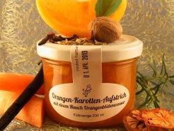 Orangen Karotten Aufstrich Cover Foto Feinkost FraktionCaroline Scholtes - Die Berliner Feinkost Fraktion: Handgemachter Luxus im Glas