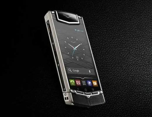 vertu ti luxus smartphone 520x400 - Vertu Ti: Neues Luxus-Smartphone mit Android
