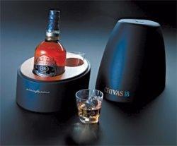 Chivas Regal Pininfarina Whisky Foto Chivas Regal - Pininfarina und Chivas Regal: Designschmiede trifft auf Whisky-Tradition