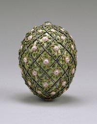 Fabergé by wikimedia Walters Art Museum - VistaJet und Fabergé: Ein Privatjet in Osterlaune