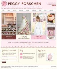 Screenshot peggyporschen.com