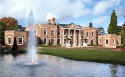 Windsor Park Hall Foto Savills - Windsor Park Hall: Englisches Herrenhaus nahe London wird verkauft