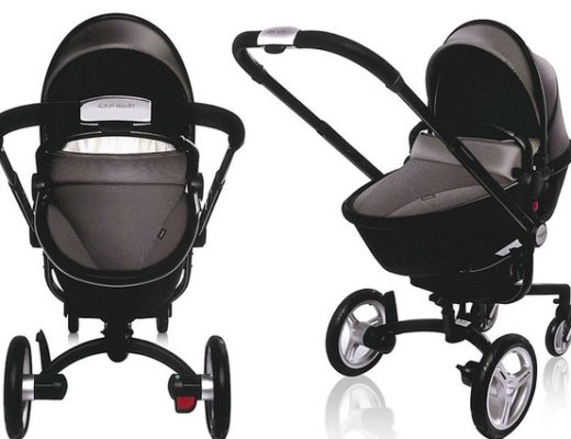 aston martin silver cross surf luxus kinderwagen 520x400 - Surf by Aston Martin – ein edler Kinderwagen