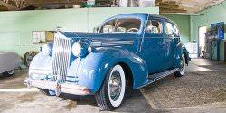 1939er Packard 120 Foto ebayDita von Teese - Dita von Teese: Versteigerung ihres 1939er Packards 120