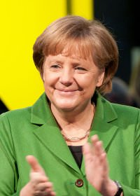 Angela Merkel by wikimedia Ralf Roletschek - Forbes-Liste: Die mächtigsten Frauen der Welt 2013