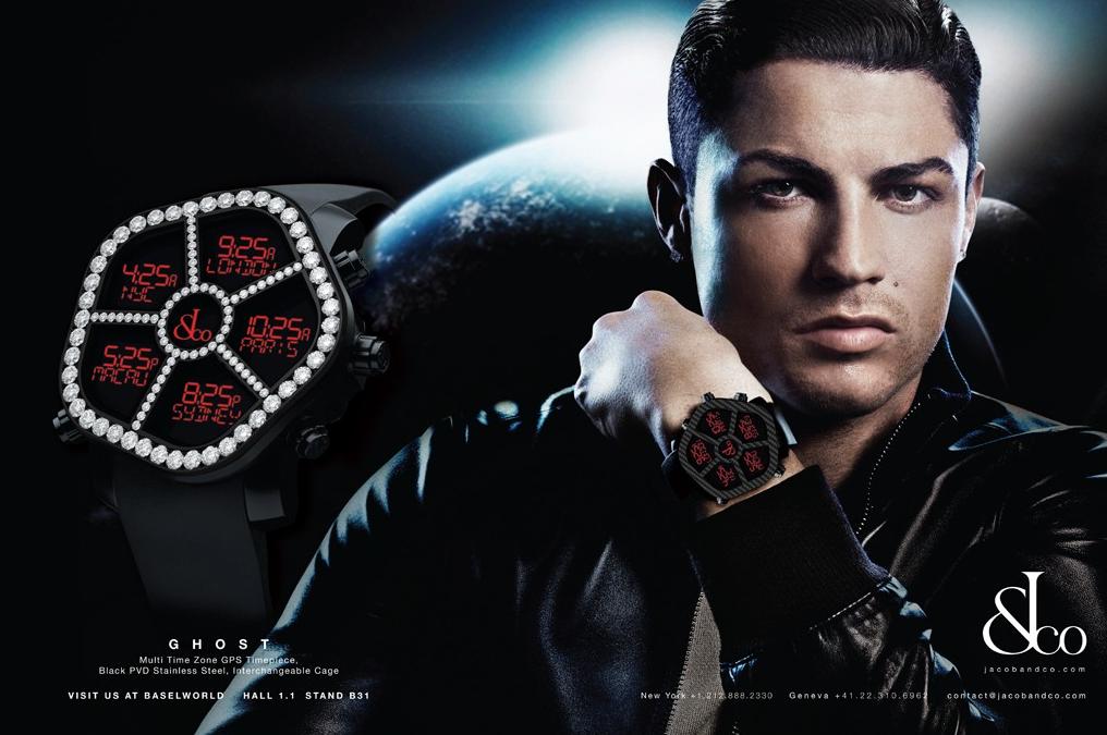 Bildschirmfoto 2013 05 06 um 16.56.37 - Cristiano Ronaldo präsentiert die SF-24 von Jacob & Co.