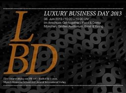 Foto: Luxury Business Day 2013