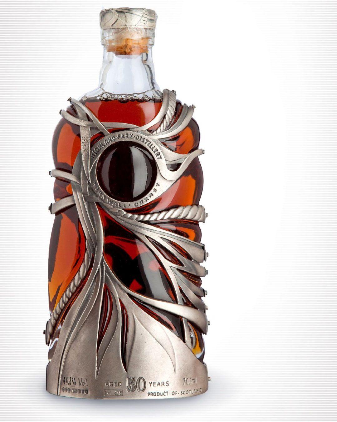 Highland Park 50 year old Single Malt Whisky 1080x1350 - Highland Park 50 year old Single Malt: Ein geschmackliches und optisches Highlight