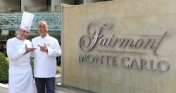 Monaco: Nobu Pop-Up-Restaurant im Fairmount Monte Carlo