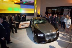 RR Wraith BMW Welt 16.5.2013 3232 - Rolls-Royce Wraith: Präsentation in München