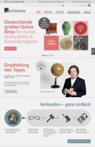 Screenshot Auctionata 194x300 - Chrono 24 und Auctionata: Online-Liveauktionen von Luxusuhren