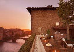 new la terrazza conti2wu8h - Designhotel Continentale in Florenz mit neuer Dachterrasse