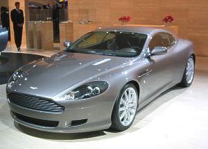 Aston Martin Quelle Wikimedia - Sixt Luxury Cars: Aston Martin mieten
