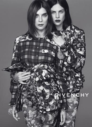 Bildschirmfoto 2013 06 16 um 17.19.35 - Carine Roitfeld ist das neue Testimonial von Givenchy