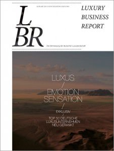 Luxury Business Report 2013