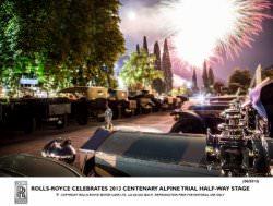 P90126550 lowRes - Historische Alpenfahrt: Größtes Treffen klassischer Rolls-Royce Silver Ghost