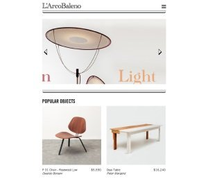 Foto: Screenshot larcobaleno.com