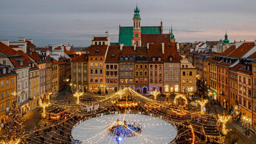 altstadt warschau 1080x608 - Atelier Amaro in Warschau: Erstes Sterne-Restaurant in Polen