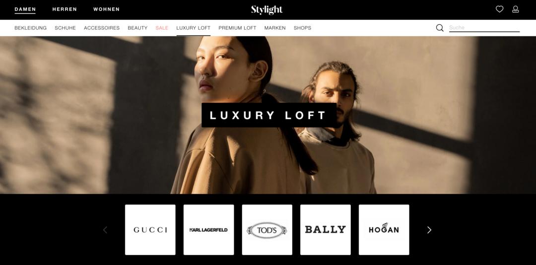 stylight de online shop modeshop luxusmode luxury loft 1080x534 - Bequem von zuhause aus shoppen mit Stylight.de