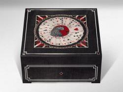 Cartier Poker Set Foto Cartier - Cartier: Ein Poker Set, das exklusiver nicht sein könnte