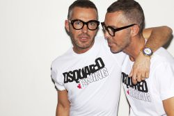 Dsquared Dean and Dan Caten by wikimedia Dfisun - DSquared2: Exklusives Restaurant in Mailand in Planung