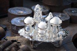 "Wolfgang Joop Wiener Silber Manufactur ""Magic Mushrooms"" Foto Wiener Silber Manufactur - Wolfgang Joop & Wiener Silber Manufactur: ""Magic Mushrooms"""