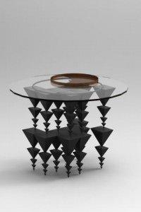 fos table v320x480 200x300 - Céline und FOS: Exklusive Interior Design Objekte