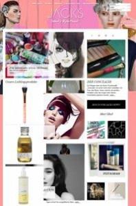 Foto: Screenshot jacks-beautydepartment.com