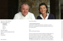 Screenshot margaux - Berlin: Gourmettempel Margaux schließt!