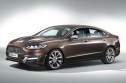"""Ford Mondeo Vignale Foto Ford - Ford will mit Luxuskonzept """"Vignale"""" punkten"""