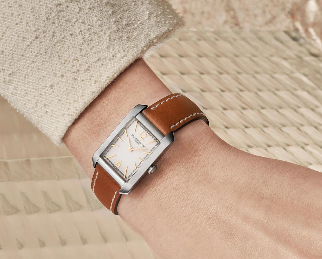 baume et mercier hampton armbanduhr 1080x868 - Baume et Mercier: Hamptons-Kollektion mit zwei neuen Modellen