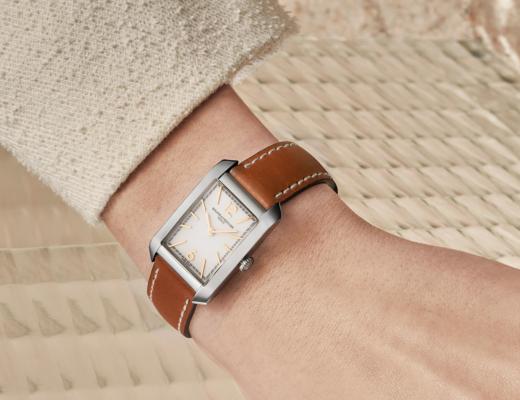 baume et mercier hampton armbanduhr 520x400 - Baume et Mercier: Hamptons-Kollektion mit zwei neuen Modellen