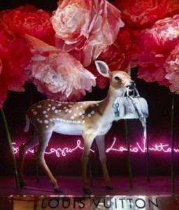 Louis Vuitton Foto PR 256x300 - Neue SC Bag von Louis Vuitton: Sofia Coppola dekoriert Pariser Schaufenster