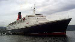 Queen Elizabeth 2 Quelle Wikimedia - Queen Elizabeth 2: Kurz vor dem Umbau zum Hotelschiff